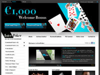 Inter Poker Homepage